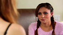 Teenie Ariana Marie and Samantha Hayes