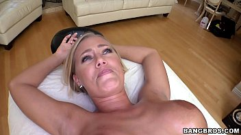 Nicole Aniston gets a Proper Massage