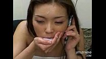 cum-on-my-face-when-i-make-a-call