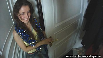 DOUBLEVIEWCASTING.COM - ABELINDA FINDS PERFECT FUCK-BUDDY (POV VIEW)