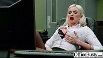 Superb Woker Girl (gigi allens) With Big Tits Get Hard Sex In Office clip-11