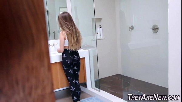 Teen newbie in pov porno