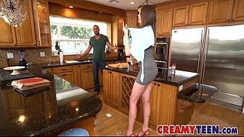 CreamyTeen Unexpected Good Fortune - Elena Koshka
