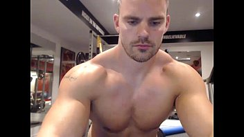 Muscular Stud Wank off Web cam Show more - livecamly.com