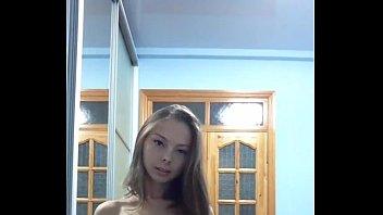 Beautiful teen webcam striptease - hotcamvid.com