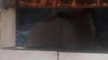 Chola orinando jauja huancayo 25 sec