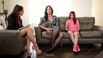 The Family Therapist - Elle Alexandra, Allie Haze, Angela Sommers