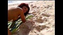 Fucking on the beach in Cancun