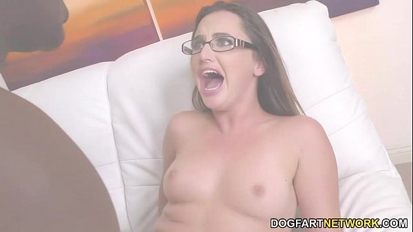 Hope Howell Tries Anal With Mandingo's BBC
