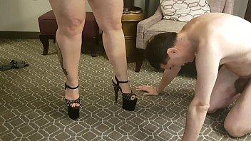 Mistress Kawaii and the celebration-castration of Andrea Diprè 7 min