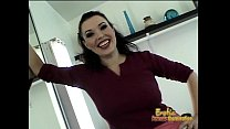 Ravishing Anastasia Pierce and three horny studs have fun while filming