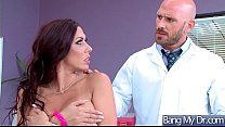 (Rachel Starr) Slut Patient Come And Bang With Horny Doctor movie-24