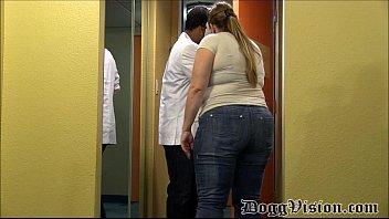 Big Butt Wife Satisfies Hotel Stalker