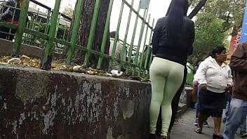 super top hermosa culona leggin verde