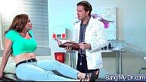 (Diamond Foxxx) Slut Horny Patient Seduce Doctor And Bang Hard Style clip-25