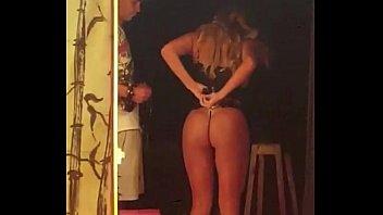 Virginia Gallardo Camara oculta desnuda