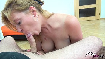 First anal tryout for babe with natural big tits 20 min