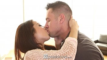 PASSION-HD Asian Morgan Lee fucked and creampied after massage