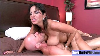 Intercorse On Cam With Horny Sexy Busty Housewife (Tara Holiday) video-26