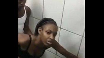 toilet african shag