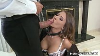 Madison Ivy wants Peter North's big dick