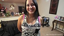 22 year old lactating woman spray empties warm milk from her breasts!