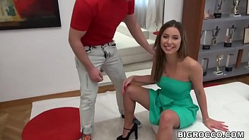 Ally Breelsen had multiple epic anal orgasms - Rocco Siffredi