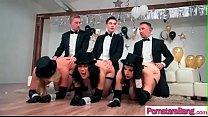 Pornstar (Chanel Preston & Kristina Rose & Phoenix Marie) Busy On Mamba Big Cock In Sex Tape