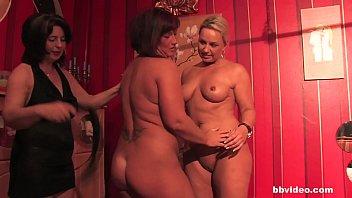 Bbvideo.com German lesbian MILFs having fun 6 min