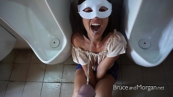 Bruce and Morgan - Piss Drinking Compilation
