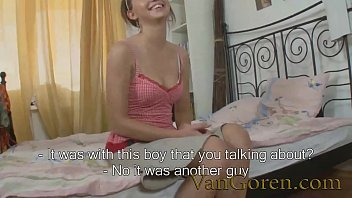 first date sex with slutty Russian teen 68 min