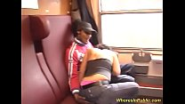 Pickup For Train Threesome orgy
