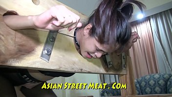 Sphincter Ring Gobble Mouth Bondage Asia 11 min