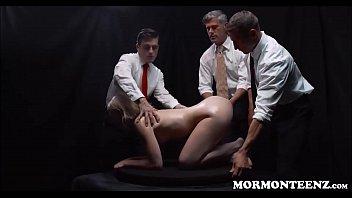 Mormon Teen Trillium On The Mercy Seat Gangbang
