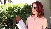 WANKZ- Hot Coworker Jessica Ryan