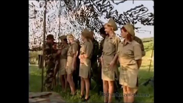 Army group sex 37 min