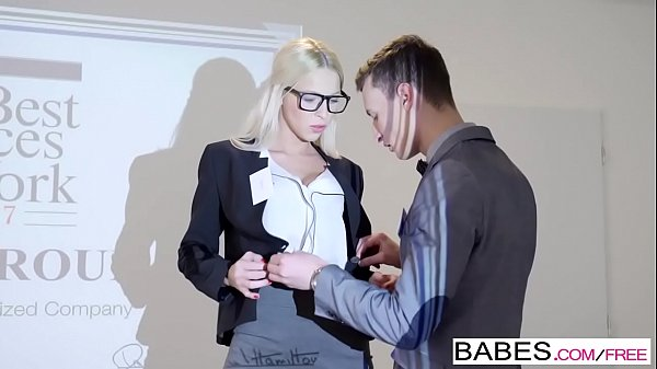 Babes - Office Obsession - Your Attention, Please  starring  Karol Lilien and Charlie Dean clip