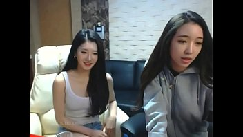 Asian Idols Show Their Tits on Cam