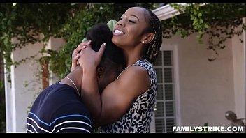 Black Family Orgy 8 min