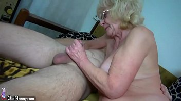 OldNannY Grandma Adult Toys Act Compilation