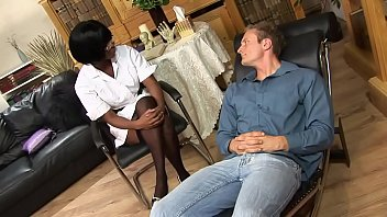 Psychiatric Nurse Jasmine Webb Gives Scorching Anal Relief To Horny Patient 20 min