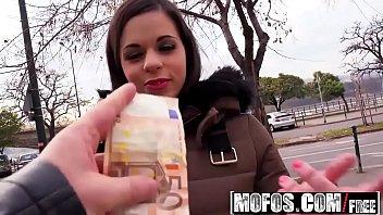Mofos - Public Pick Ups - Spanish Students Real Big Boobs starring Nekane