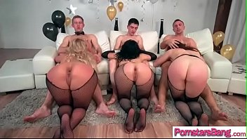 (Chanel Preston & Kristina Rose & Phoenix Marie) Horny Pornstar Ride Hardcore A Huge Cock St