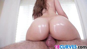 Curvy Teen Kimber Lee Gets Big Dick