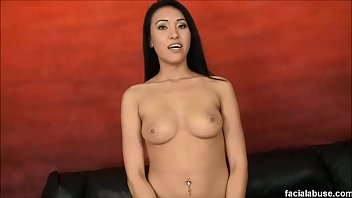 Dirty throat fucking and ATM for Jayden Lee