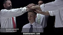 Missionary boy gets penetrated by three other men