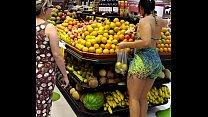 Tentação no supermercado