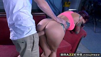 Brazzers - Day With A Pornstar - Monique Alexander and Danny D -  Day With A Pornstar Monique