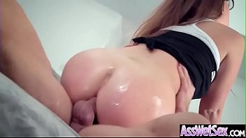 Deep Hard Anal Sex With Big Round Ass Slut Girl (Maddy Oreilly) video-20