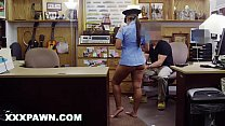 XXXPAWN - Sean Lawless Fucks Ms. Police Officer In Backroom
